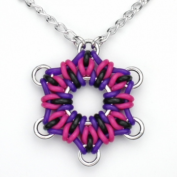 *LIMITED TIME* Fold & Gather Linear Star Pendant kit - from New Connections book